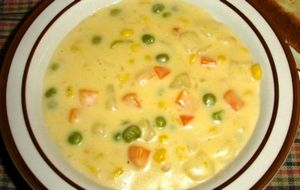 Veg Cream Soup