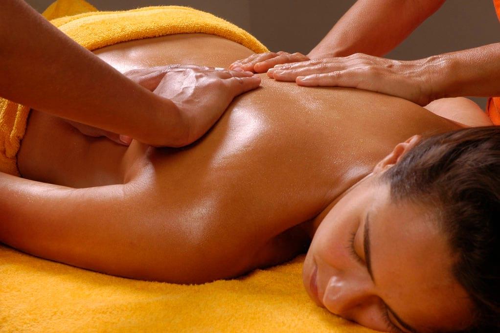 секс во время массаж смотреть видео