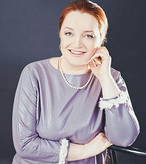 Яна Горицкая
